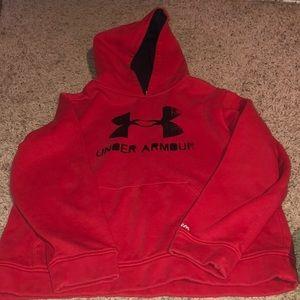 Boys under armor sweatshirt